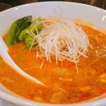 担々麺 七福朗 - 担々麺@\900
