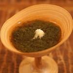 東白庵かりべ - もずく酢