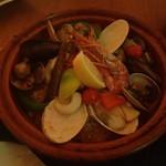 牡蠣と地中海料理 ALEGRIA - パエリア