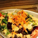 和蘭ししがしら - 朝採れ野菜の農園サラダ