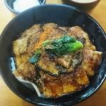 豚大学 - 豚丼(中)  650円