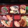 あか垣 - 料理写真:にぎりずし弁当(900円:税込)