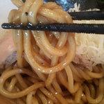 ゲンテン - タレとからむ麺