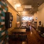 エスディコーヒー - 内観写真