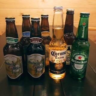 世界一に輝いたクラフトビールと豊富なお酒が楽しめる!