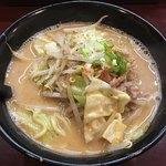 麺やOK - コクうま味噌