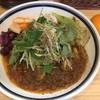 カレーライス専門店 ブラザー - 料理写真:鯖キーマ+エビ、みかん