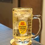 サトブリDA - ウイスキーのダブルのハイボール