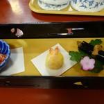 Kawachiya - お通し440円
