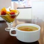 フルーツピークス - とにかくスープが美味い