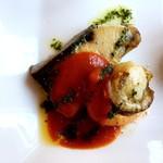 ガーデンテラス リーフ - 魚介ポワレ