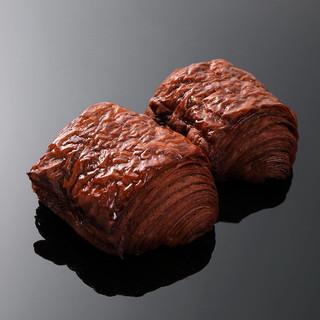 焼き立て「パン・オ・ショコラ」