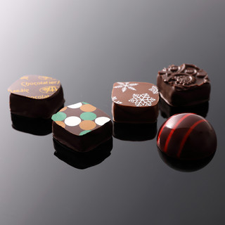 こだわりのチョコレート