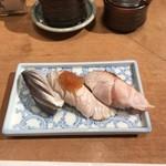 本等鮨 海馬 -