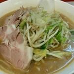 18番 - 味噌チャーシュー麺850円!