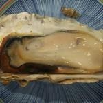 ○上水産 - 焼き牡蛎