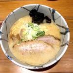 風来居 - しおらーめん(770円)
