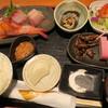与市 - 料理写真:お造り膳(1080円)