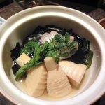 卯夢 - 若竹煮がすっごく美味いです!