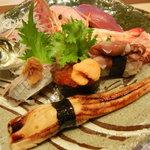 寿し半 藍路 - お寿司