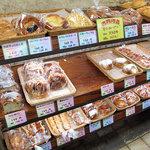 小松パン店 - 菓子パン その1