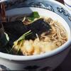 玉乃屋 - 料理写真:天ぷらそば