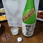 SAKE SHOP 福光屋 - ドリンク写真:福光屋 加賀鳶 純米大吟醸 にごり酒 2,322円