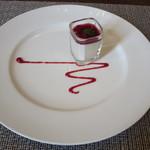 Red&Black SteakHouse  - 本日のデザート