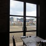 Red&Black SteakHouse  - 窓からの景色