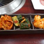 焼肉の幸加園 - キムチ