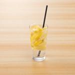 カドクラ商店 - レモンサワー