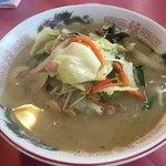 おんがラーメン - 遠賀の細麺チャンポン