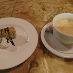 スペンディオ - パスタランチ ドルチェ&コーヒー