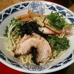 らーめん 亀王 - 【(限定)油ソバ20号】¥780