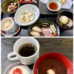 地蔵とうふ - 祝いの御膳(バイキング付) 1750円