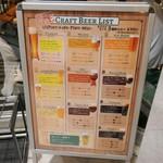78929764 - 10種のジャンルのビールを提供しています