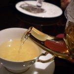 キハチ カフェ - ハーブティー(やさしい味わい)