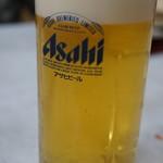 菊亭 - 生ビール