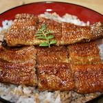 大井川のうなぎ 秀丸 - 鰻丼