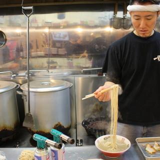 博多の有名店で修行した大将が手がける絶品の味‼︎たまりません