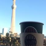 タリーズコーヒー - 2018.01.02