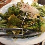 焼肉屋大平門 - ピリ辛サラダ(お気軽ミニセット)