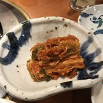 焼肉屋大平門 - 白菜キムチ(お気軽ミニセット)