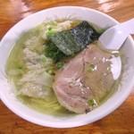 78933636 - 塩雲呑麺1050円