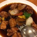 三鶴 - 上海黒酢のスブタ