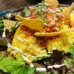 サルバドル - もう少し野菜が多いと良い