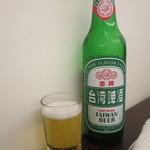 人和園雲南菜 - 台湾ビール100元