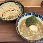 78938734 - 【2018.1.2】つけ麺味玉煮番搾り¥950