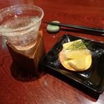 日本酒スタンド 酛 - 日本酒のアテ