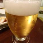 イル・バーカロ - 生ビール